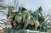 picture of memorial  - Washington DC  - JPG