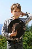 Country Farm Boy