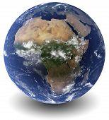 Earth - Africa