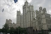 High Building, Moscow