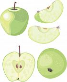 green apple mix