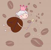 little coffee fairy