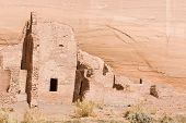 Anazazi Ruins - Canyon De Chelly