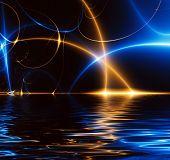 Dance Of Lights In The Dark