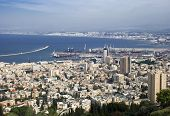 Panorama Of Haifa