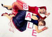 Women's Christmas sale