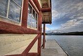 Maligne Lake Jasper Alberta