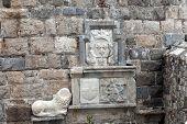 Fortaleza de caballeros de San Juan de Rodas en la isla de Kos