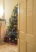 Through The Door Into Christmas