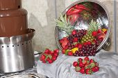 Fruits At Wedding Reception