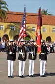 Usmc Color Guard