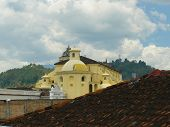 On the streets of Popayan. Colombia.