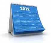 Calendário 2012