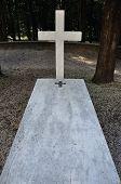 Grab Grabstein aus Marmor
