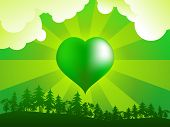 Green Hearted
