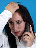 Stress Anruf