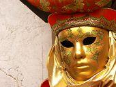 Baroque Venice Mask