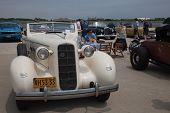 1935 La Salle Convertible Coupe