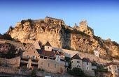 Old village of Beynac, Dordogne, France