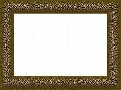 Classic Transparent Png Gold Frame