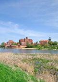 Malbork Castle,Malbork,Polonia