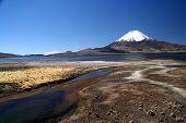 Vulcão Parinacota