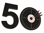 50 Target Shows Number Fifty