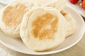Organic Whole Wheat English Muffins