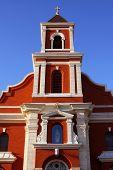 Catholic Church Bell Tower