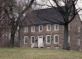 Conference House Historic Landmark.