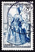 Postage Stamp France 1953 Celimene From The Misanthrope
