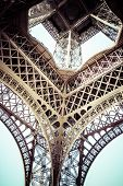 The Eiffel Tower Is One Of The Most Recognizable Landmarks In The World. poster