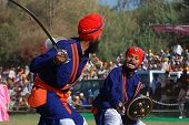 Fencing Fight In Hola Mohalla 2009
