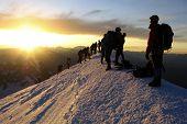 Top de Mont Blanc