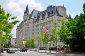 Chateau Laurier Hotel
