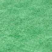 Artificial Grass Field Texture Background