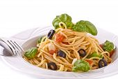 Spaghetti Vegetarian poster