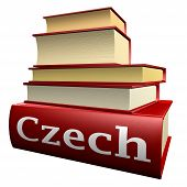 Education books - czech