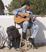 Calle guitarrista