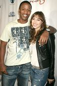 Ray Stoney and Evalee Gertz at the