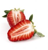 Strawberry Half