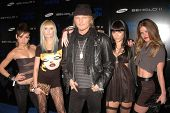 Matt Sorum  at the Samsung Behold ll Premiere Launch Party, Blvd. 3, Hollywood, CA. 11-18-09