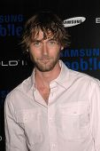 Ryan Eggold  at the Samsung Behold ll Premiere Launch Party, Blvd. 3, Hollywood, CA. 11-18-09