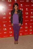 Claudia Jordan at the Us Weekly Hot Hollywood Style 2009 party, Voyeur, West Hollywood, CA. 11-18-09