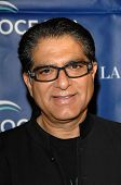 Deepak Chopra at the 2009 Oceana Annual Partners Award Gala, Private Residence, Los Angeles, CA. 11-20-09