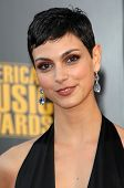 Morena Baccarin at the 2009 American Music Awards Arrivals, Nokia Theater, Los Angeles, CA. 11-22-09