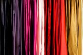 Colored Cloth