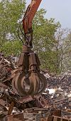 Scrap Metal Grapple