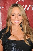 Mariah Carey at the 2010 Palm Springs International Film Festival Awards Gala, Palm Springs Conventi