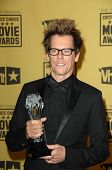 Kevin Bacon at the 15th Annual Critic's Choice Awards, Hollywood Palladium, Hollywood, CA. 01-15-10